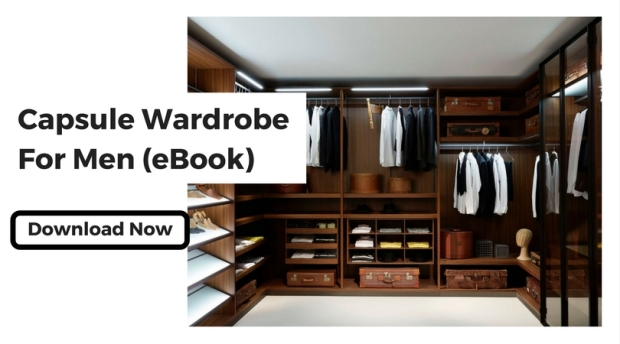 Capsule Wardrobe For Men(eBook)